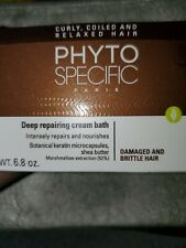 PHYTO SPECIFIC PARIS ~Deep repairing cream bath~ Damaged and Brittle Hair