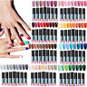 LILYCUTE UV Gel Nail Polish Set Soak Off  Sealer Nail Art  Varnish