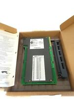 New In Box Allen Bradley 1771-IAD /D PLC-5 Digital Input Module 120VAC, B109