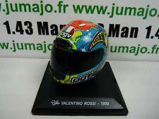 CM6F CASQUES MOTO GP 1/5  : VALENTINO ROSSI 1999 #46