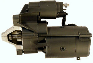 FRS148 - QH Starter Motor - Reconditioned (New insides)