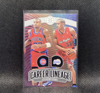 Grant Hill Career Lineage Pistons Clippers 2019-20 Panini Illusions #24