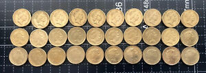 AUSTRALIAN 1988 - 2020 $2 TWO DOLLAR COIN SET - TOTAL 32 COINS LOW MINTAGE YEARS
