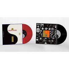 """Bon Iver - 22, A Million (1LP Vinyl + Ltd 12"""", Coloured , MP3, Gatefold) NEU+OVP"""