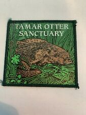 Tamar Otter Sanctuary Souvenir Patch