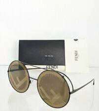 Sunglasses Dark Brown 09Qeb Frame 0285 Brand New Authentic Fendi Ff 0285/S