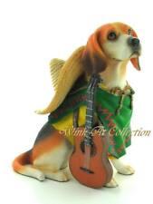 Beagle in Mariachi Costume Dog Figurine