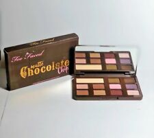 Too Faced Matte Chocolate Chip Eyeshadow Palette New Boxed Authentic