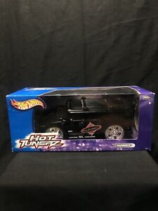 Hot Wheels Hot Tunerz Hummer Black 1:18