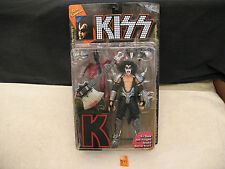 "Kiss Series 1 GENE SIMMONS 7"" Ultra-Action Figures NEW 1997 McFarlane Toys"