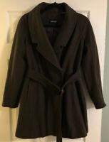 Nine West Womens Green Coat 6