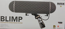 RODE BLIMP2 WIND SHIELD + SHOTGUN MIC SHOCK MOUNTING SYSTEM for NTG1 ntg2 ntg3