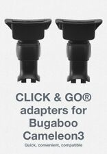 CLICK & GO® adapters for Bugaboo Cameleon3 Brand New Boxed Ex-Display