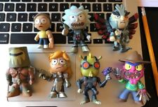 Rick and Morty Funko Mystery minis Series 2 Lot Of 7 1/12 1/24 SCARY TERRY ++