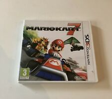 Mario Kart 7, Nintendo 3ds, 2ds, Completo.