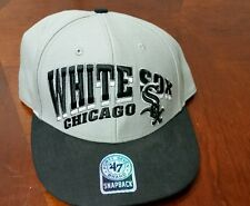 Chicago White Sox Snapback Hat Cap