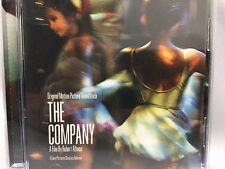 The Company Motion Picture Soundtrack CD ~ Elvis Costello Yo Yo Ma (LIKE NEW)
