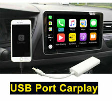 USB Dongle Adapter for Apple iOS CarPlay Android Car Radio Navigation Player Hot