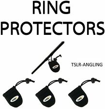 Pack of 3 Rod Ring Protectors  Coarse Carp Sea Fishing Tackle Fit up to 5cm Ring