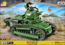 COBI Renault FT-17 (2973) - 375 elem. - WWI French light tank