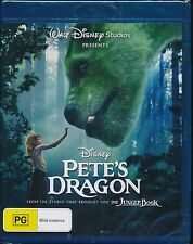 Walt Disney Pete's Dragon Blu-ray Bluray NEW Robert Redford