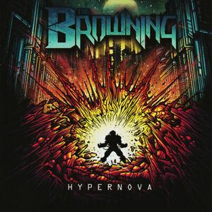 The Browning – Hypernova (2013, CD)