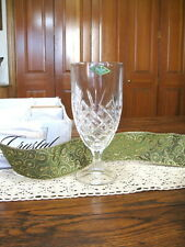 Shannon Crystal Dublin Set of 12 Iced Beverage Glasses ~ Brand New in Box