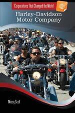 Harley-Davidson Motor Company (Paperback or Softback)