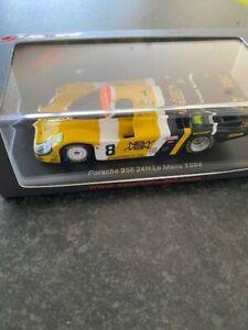 Spark 1/43 Porsche 956 Joset Le Mans 1984