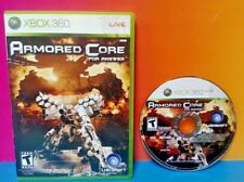 Armored Core: For Answer (Microsoft Xbox 360, 2008) Game  Rare Mech