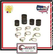BD DIESEL Intercooler Hose & Clamp Kit Ford 6.4L Powerstroke 2008-10 # 1047037