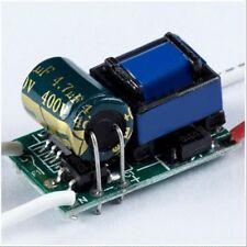 4x Driver para 1 - 3 * 1W LED (Transformador AC-DC)