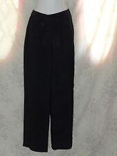 Donna Karan DKNY Navy Blue Work Office Business Dress Pants Lightweight Wool 6
