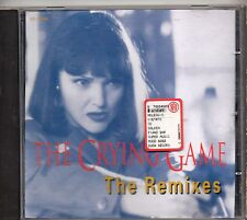 THE CRYING GAME CD single 5 tracce MADE in USA 1993 BOY GEORGE PET SHOP BOYS