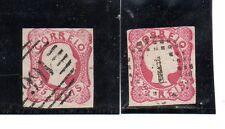 Portugal valor clasico obliteración 1 y 166 del año 1856-58 (AR-984)