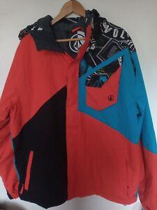 Volcom Versed Snowboarding Jacket Size XL RRP £140