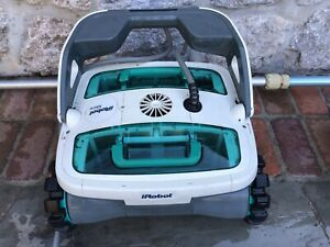 IRobot MIRRA 530 Pool Cleaning Robot With Upgraded Wheels/Tires