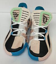 Men's Adidas Dame 6 GCA Damian Lillard Basketball Shoes Size 7 Black NEW FY0875