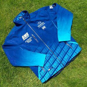 BTCC Subaru BMR Harlequin Official Teamwear Jacket Windstopper Coat Fleece Lined