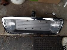 2003-2011 Lincoln Town Car Towncar back up reverse light license plate panel OEM