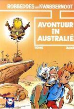 Robbedoes en Kwabbernoot 34: Avontuur in Australie.             Reclame-uitgave!