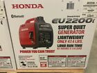 Honda EU2200i Portable inverter Generator 2200 Watt - BRAND NEW IN SEALED BOX