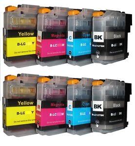 8 Ink Cartridges Compatible With Brother MFC-J5320DW MFC-J5620DW MFC-J5720DW