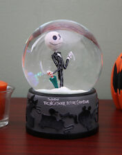 NECA Nightmare Before Christmas SNOWFLAKE JACK Snow globe Waterball Burton NBX D