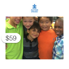 $59 Charitable Donation For: a more inclusive world for people with autism