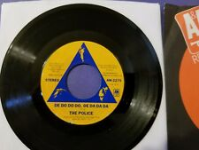 THE POLICE / De Do Do Do, De Da Da Da - Friends / 45rpm Vinyl Record