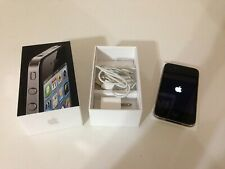 Apple iPhone 4 Cell Phone/Smartphone! Black 8gb A1332 TESTED! & WORKING! In Box!