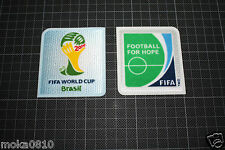 Fifa World Cup 2014 Brazil (Football For Hope Badge)