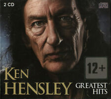 KEN HENSLEY - Greatest Hits Collection Music 2CD