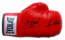 MANNY PACQUIAO & TIMOTHY BRADLEY / Dual Signed Everlast Boxing Glove